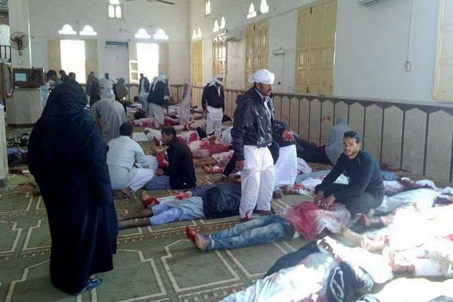 moschea - Sinai - Isis