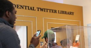 Twitter - Trump - Library