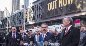 Terrorismo - New York - Ullah - Cuomo - de Blasio