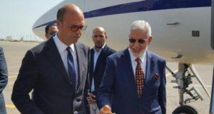 Libia - Italia - Alfano
