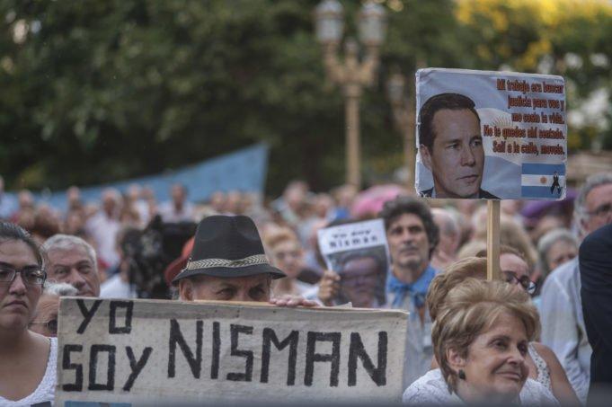 Argentina -Nisman