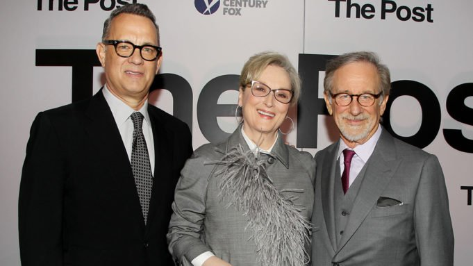 The Post - Hanks - Streep - Spielberg