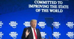 Davos - Trump - presidente