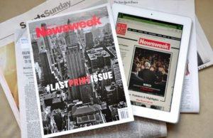 Usa - media - Newsweek