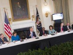 Trump - piano - infrastrutture