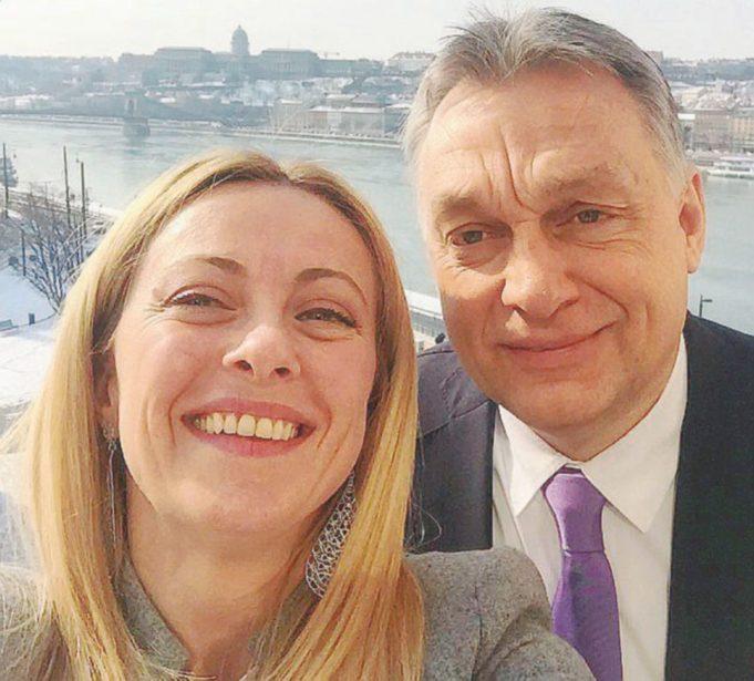 Italia/Ue, Meloni, Orban