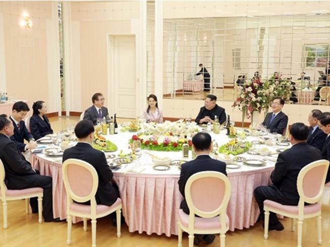 Corea - cena - Vertice