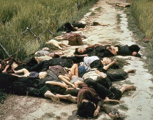 My Lai - strage - civili -Siria