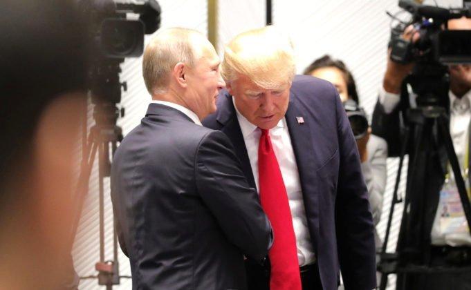 Trump - Putin - democrazia