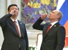 Xi - Putin - Cina - Russia