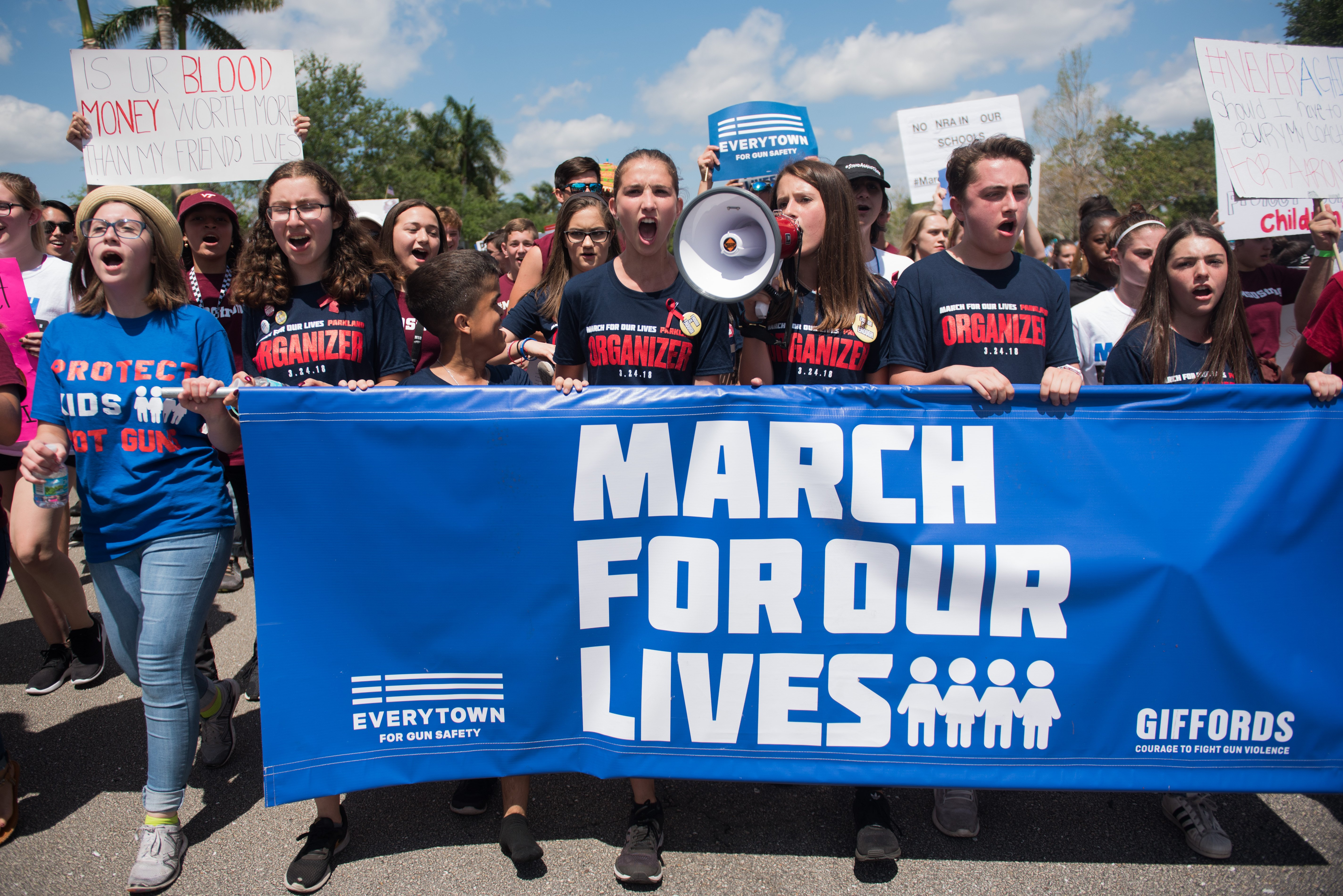 Usa - transgender - marchforourlives