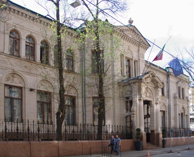 ambasciata - italia - russia - espulsi