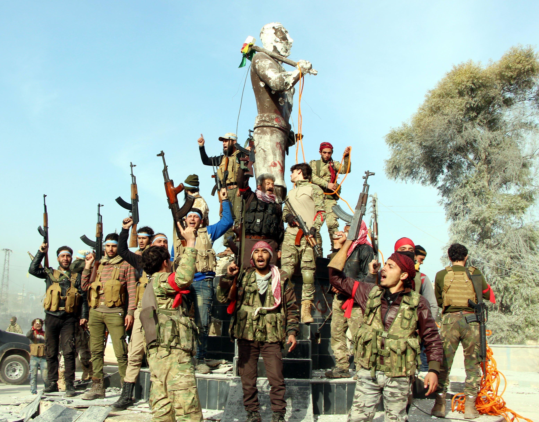 Afrin - Turchia - curdi - Siria