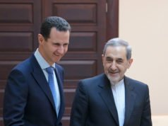 Siria - al-Assad - Velayati