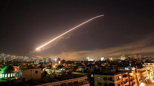 Siria - attacco -