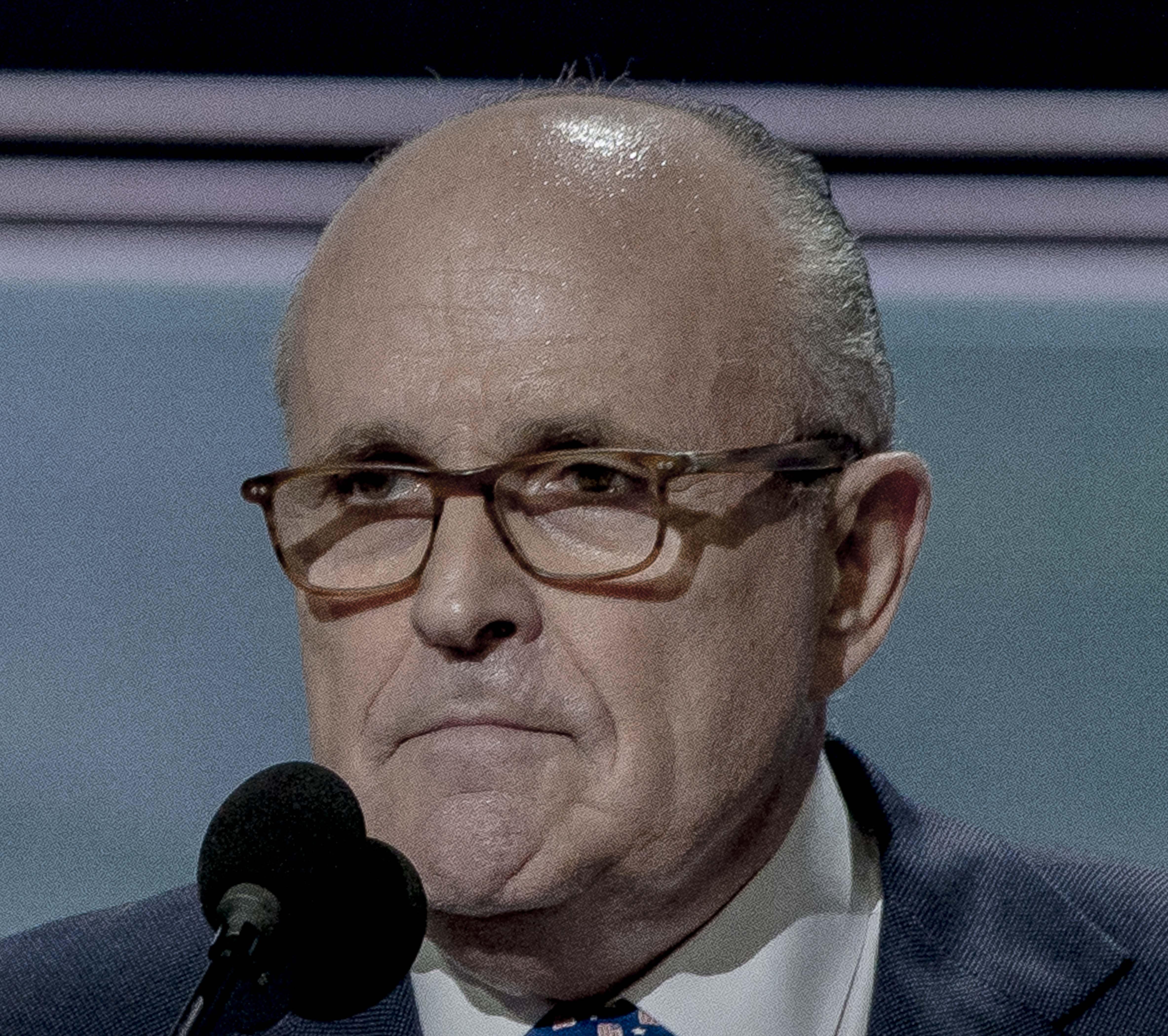 Giuliani - Trump - Russiagate