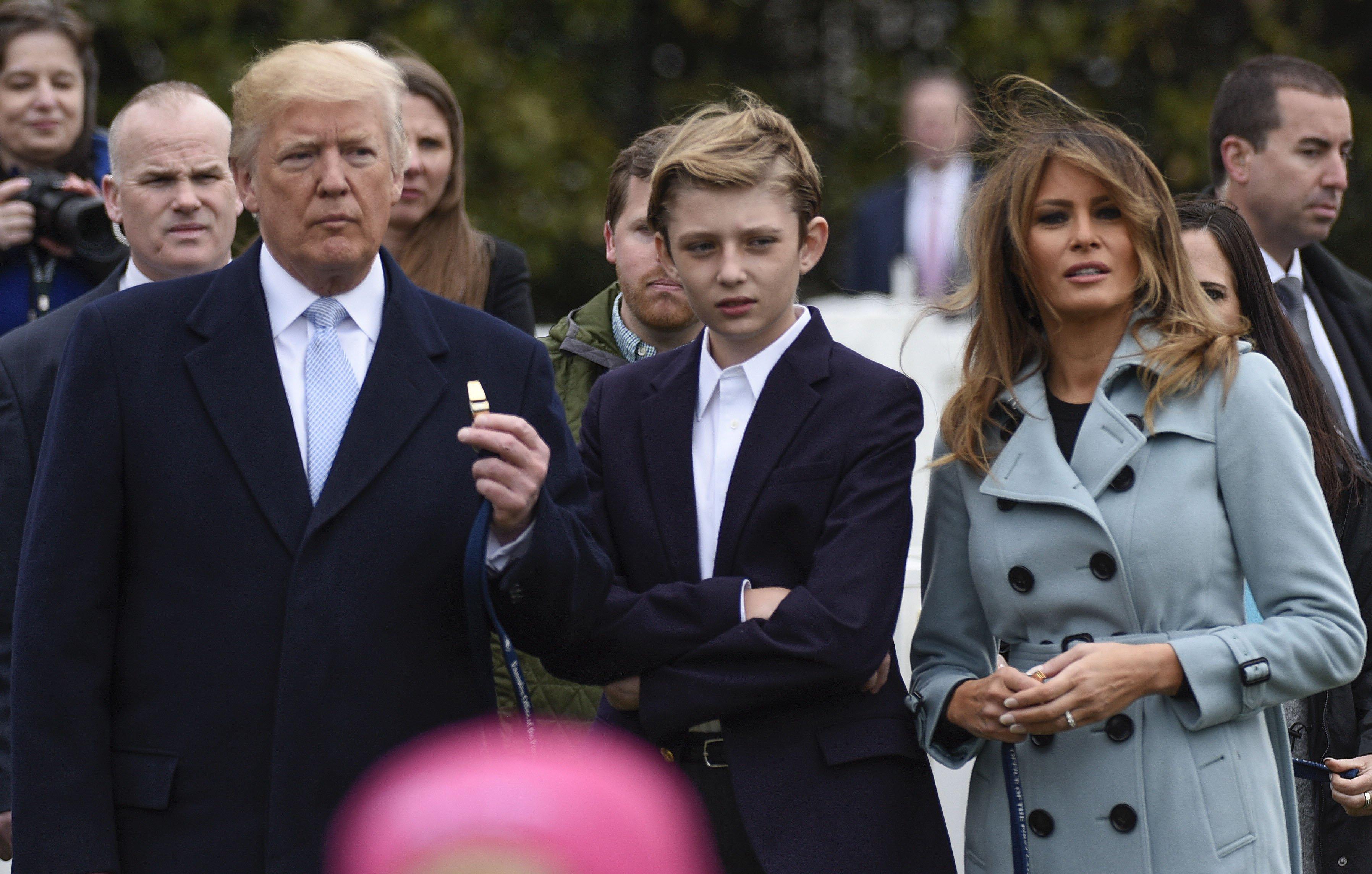 Trump - bullo - Corral