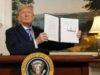 Trump - accordo - Iran
