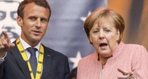 Europa - Merkel - Macron
