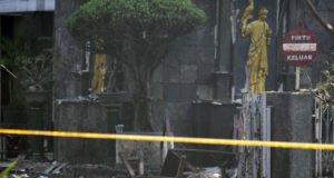Terrorismo - Indonesia - Surabaya