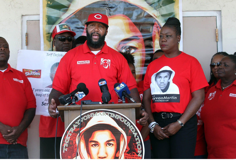 Trayvon - genitori - Weinstein