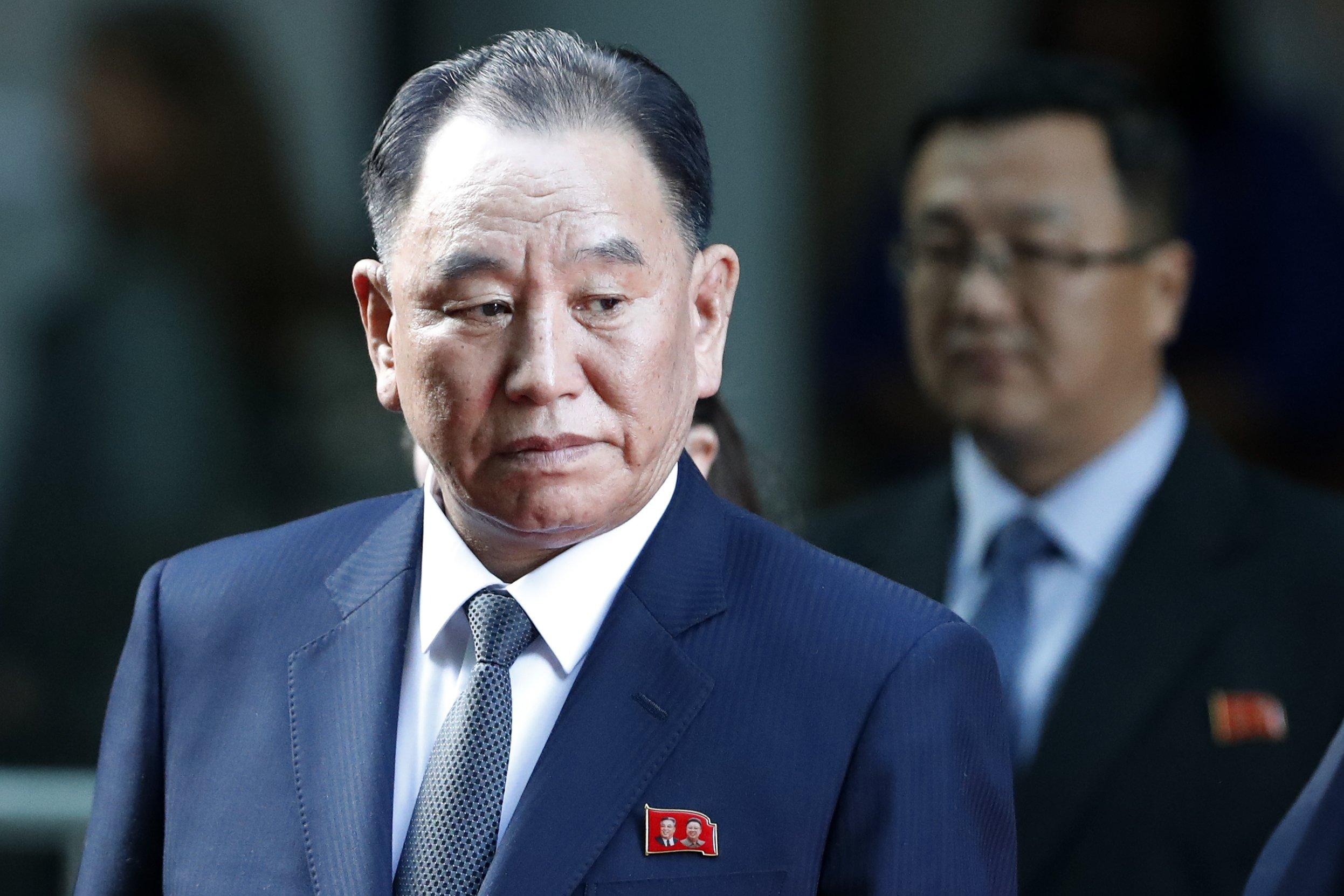 Corea - Kim - Pompeo
