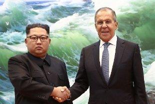 Kim - Lavrov - Corea - forni