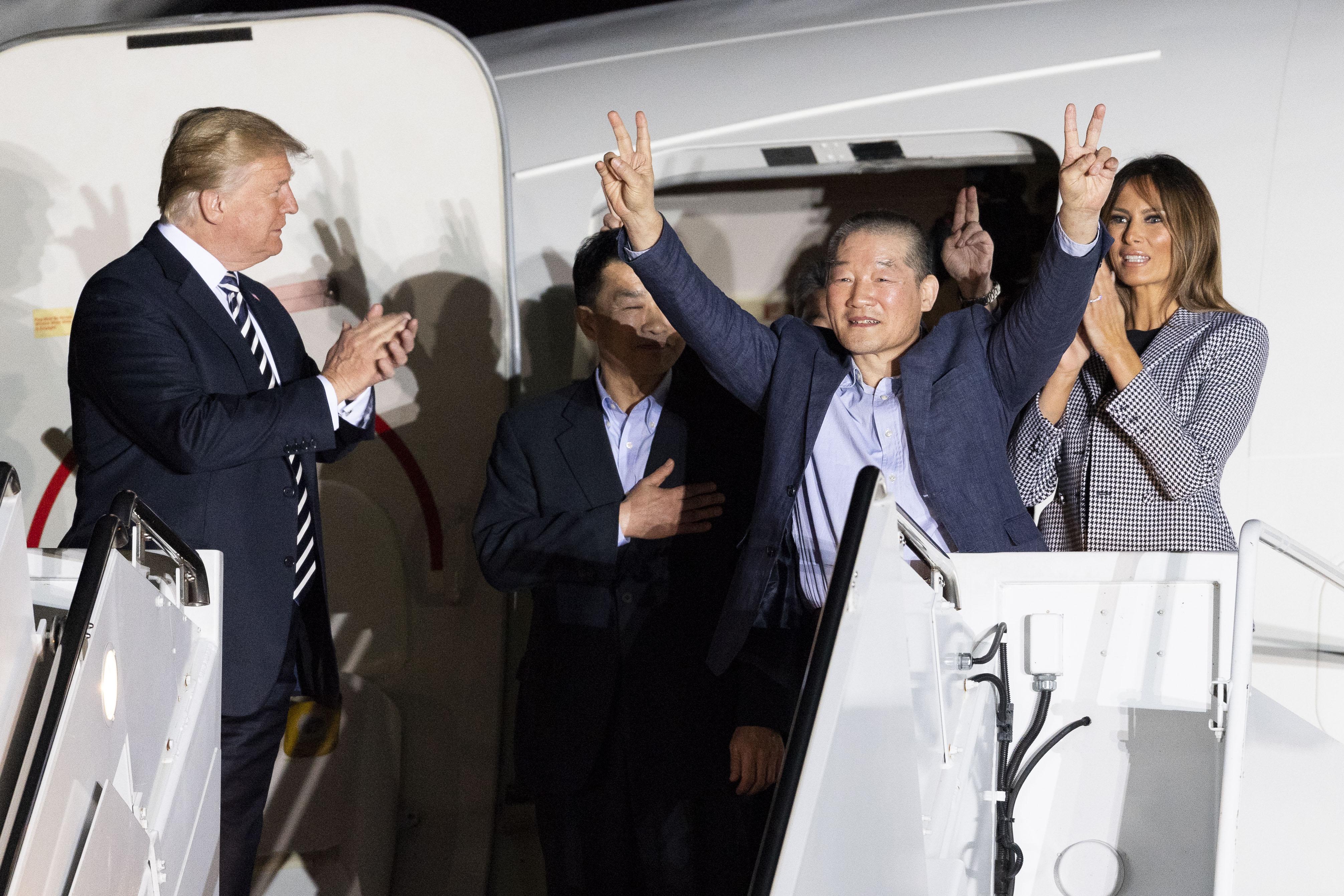 Usa - Melania - Trump