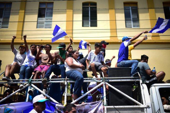 Nicaragua - proteste - repressione