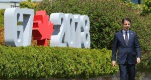 G7 - Vertice - Conte - arrivo