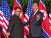 Trump - Kim - Singapore