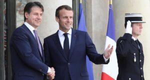 Italia - Francia - Ue - migranti - Eliseo