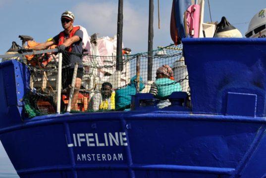 Lifeline - migranti