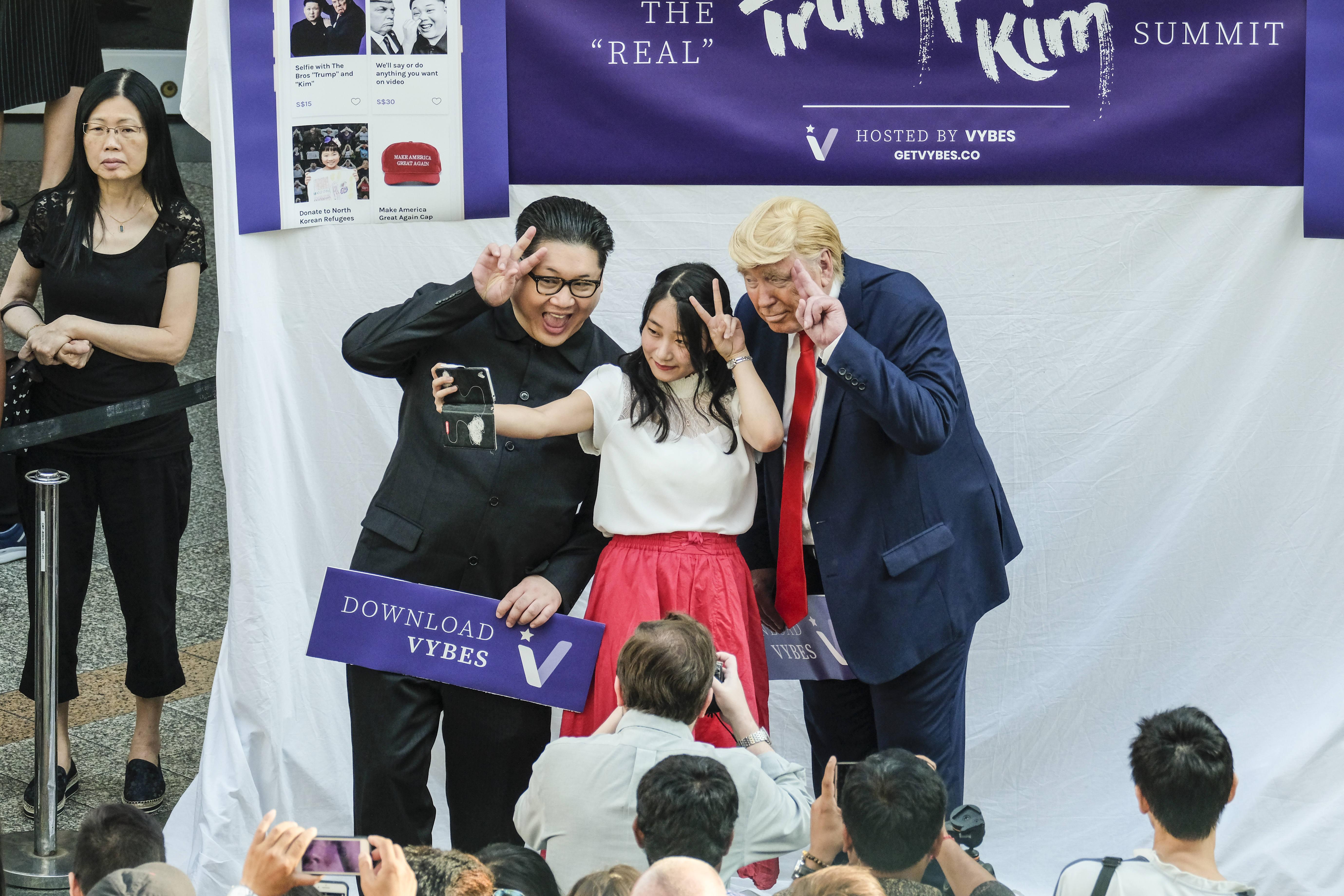 Corea - Vertice - Singapore