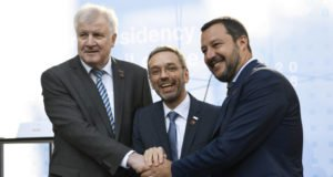 migranti - Ue - Innsbruck - Salvini - asse