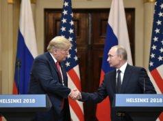 Trump - Putin - Helsinki