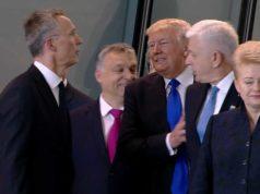 Trump - Markovic - Montenegro