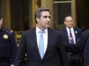 Cohen - Trump - amichette - Russiagate