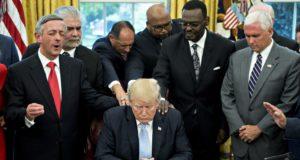 trump - evangelici - midterm