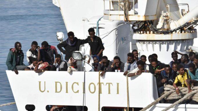 Sophia - Italia - Ue - migranti