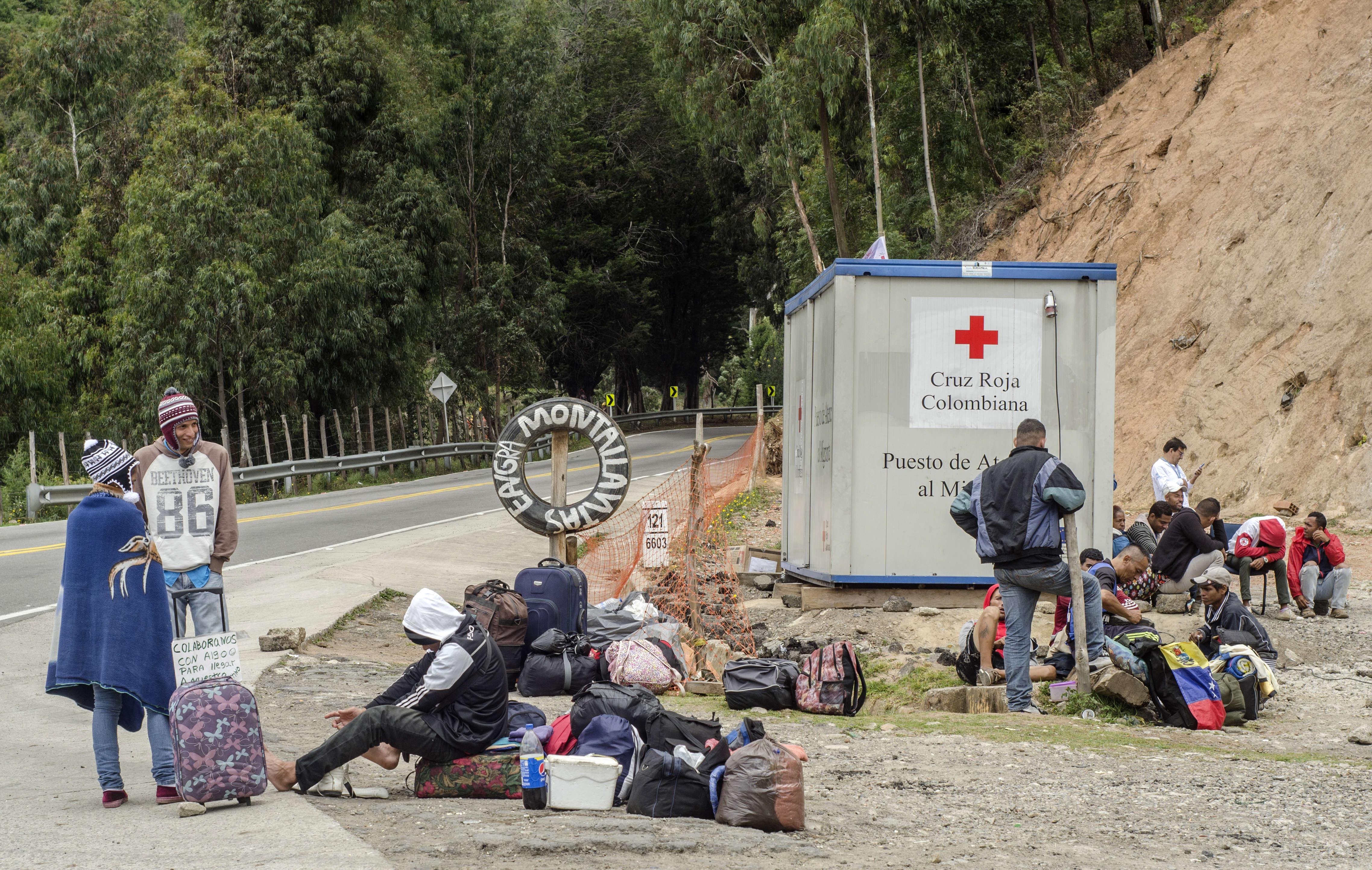 venezuela - migranti - crisi