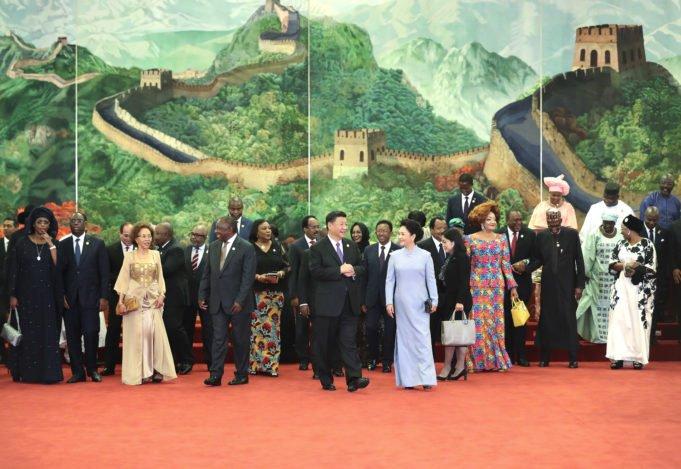 Africa - Ue - Cina