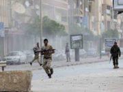 Italia-Francvia-Libia-scontri
