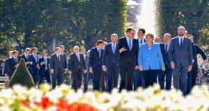 Ue - Vertice - Salisburgo