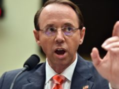 Usa - Russiagate - Rosenstein