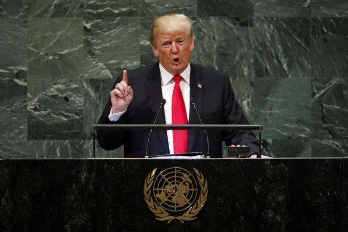 Onu - Trump - risata