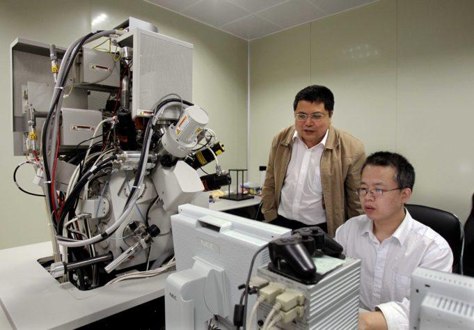 Usa - Cina - microchip