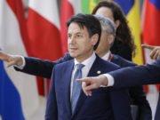 Italia - Ue - Conte - coesione
