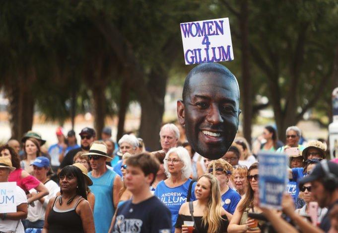 Usa - midterm - Florida - Gillum