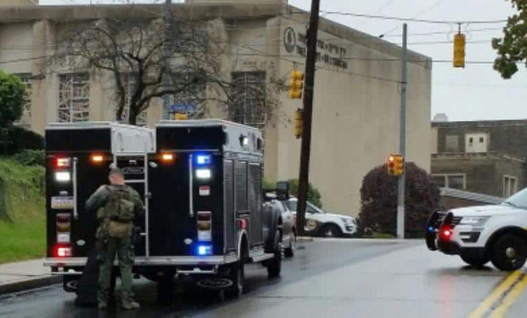 Pittsburgh - sinagoga - strage